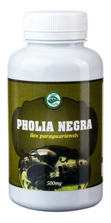 Pholia Negra 500mg 60 Cápsulas - Natus Verde