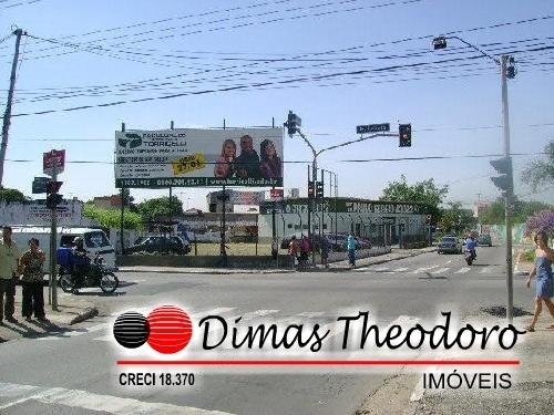 Terreno Com Galpão Centro / Guarulhos - 412