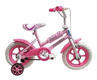 Bicicleta Infantil Fiorenza Fiokids Rodado 12 Niña