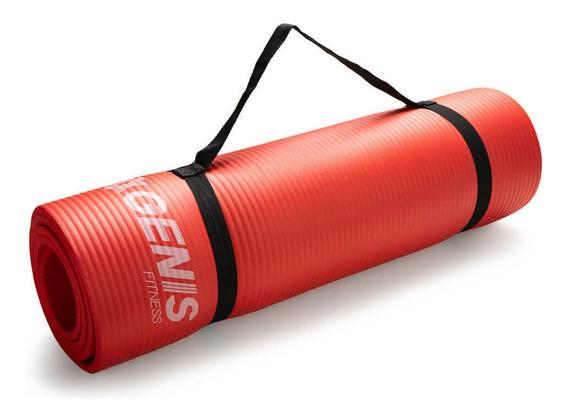 Tapete Genis Gym Yoga Mat - 10mm