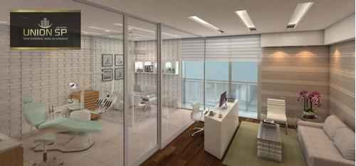 Conjunto À Venda, 37 M² Por R$ 530.900,00 - Perdizes - São Paulo/sp - Cj7999