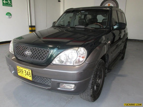 Hyundai Terracan Gl 3.5 V6 Dohc Mt 3500cc