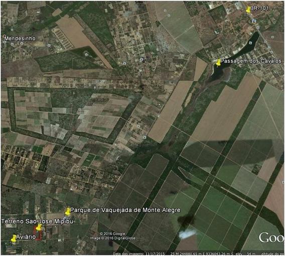 Terreno Em Bairro Novo, São José De Mipibu/rn De 0m² À Venda Por R$ 170.000,00 - Te264995