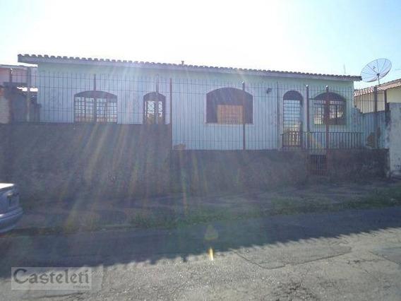 Casa Residencial À Venda, Jardim Nossa Senhora Auxiliadora, Campinas. - Ca1186
