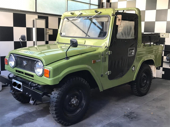 Daihatsu Jeep F20l-j Taft