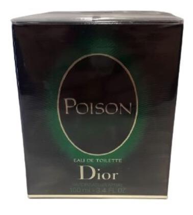 Perfume Christian Dior Poison Edt X 100ml Masaromas