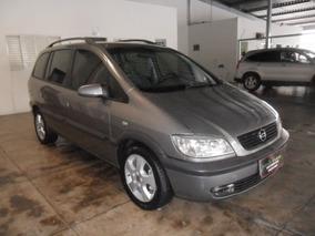 Chevrolet Gm Zafira Cd 2.0 Cinza 2004