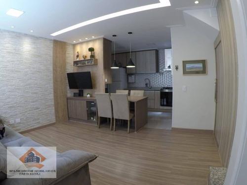 Imagem 1 de 24 de Sobrado Com 3 Dormitórios À Venda, 114 M² Por R$ 600.000,00 - Vila Aricanduva - São Paulo/sp - So0142