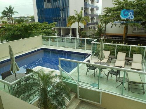 Imagem 1 de 26 de Apartamento  À Venda - Praia Da Enseada - Guarujá - Ap0821