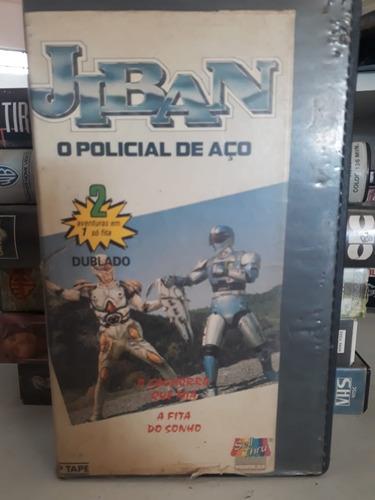 Vhs Jiban O Policial De Aco