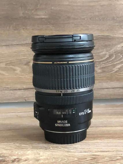 Lente Canon 17-55mm F2.8 Is Melhor Que Sigma 17-50mm