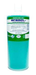 Jabón Quirurgico Antibenzil 1 Litro Desinfectante
