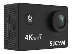 Camera Sjcam Sj4000 Air Full Hd 4k Original Wi-fi E Display