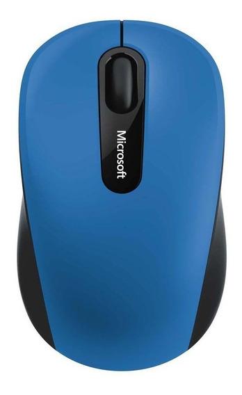 Mouse Microsoft Sem Fio Mobile Bluetooth Azul Pn700028 27689