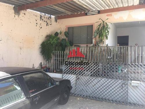Imagem 1 de 11 de Casa Com 2 Dormitórios À Venda, 164 M² Por R$ 185.000 - Loteamento Planalto Do Sol - Santa Bárbara D'oeste/sp - Ca2282