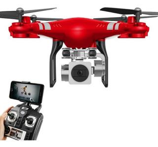 Dron Con Cámara En Tiempo Real