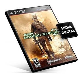 Cod Mw2 I Call Of Duty Mw2 I Ps3 Mídia Digital Psn Envio Já