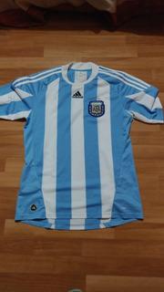 Argentina Talla M Local 2010 Mundial Sudáfrica