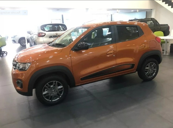Renault Kwid 1.0 Sce 66cv Outsider Anticipo Mas Cuotas.dhg