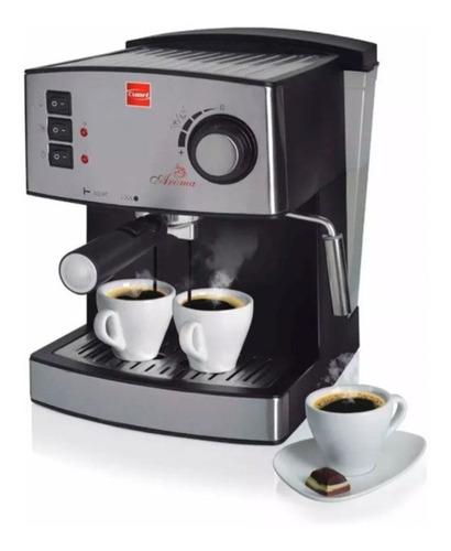 Imagen 1 de 4 de Cafetera Express Cuori Con Bomba Presión 15 Bares 1.8lt