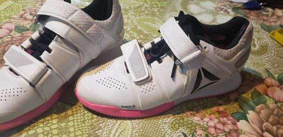 Zapatillas De Oly Reebok Legacy Lifter 7 Usa O 24cm