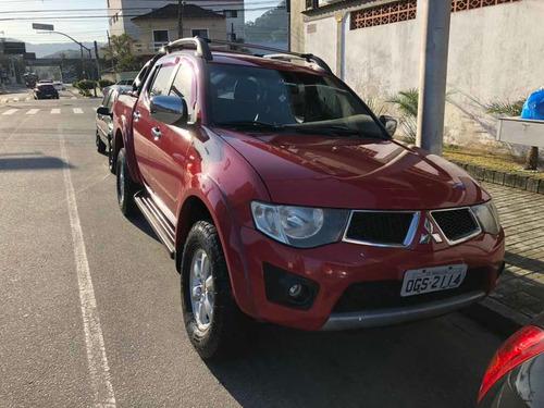 Mitsubishi L200 2012 3.2 Triton Hpe Cab. Dupla 4x4 4p