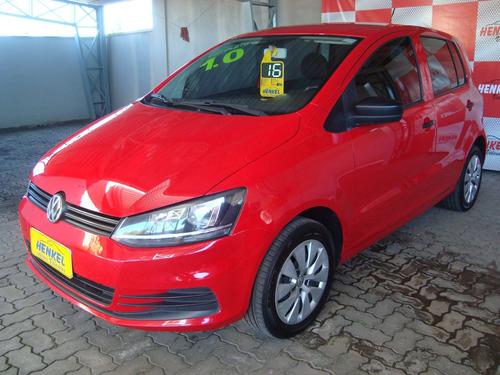Imagem 1 de 8 de Volkswagen Fox 1.0 Mpi Trendline 12v Flex 4p Manual