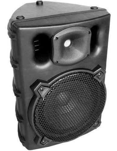 Caixa Amplificada Csr 770a Usb Bluetooth Titânio 100w Rms