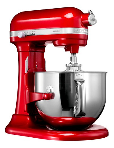 Batedeira Stand Mixer Pro 600 5,7l - Passion Red