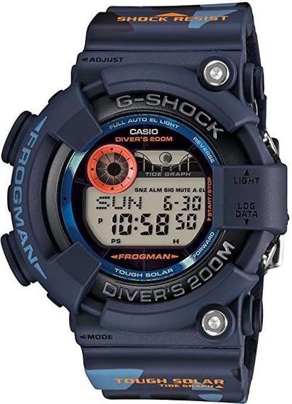 Relógio Casio G-shock Frogman Camuflado Gf-8250cm-2dr