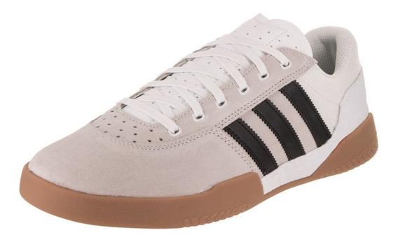 Tenis adidas Originals Skate City Cup Ww/black/g Nasotafi2