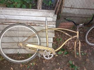 Bici Playera Cuadro Para Armar