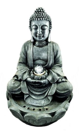 Fuente De Agua Buda Deco Moderno Feng Shui Zen 306.7120502bl