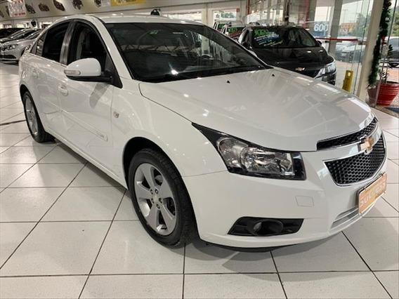 Chevrolet Cruze Gm/ Cruze Lt 1.8 Automático - Branco - 2013