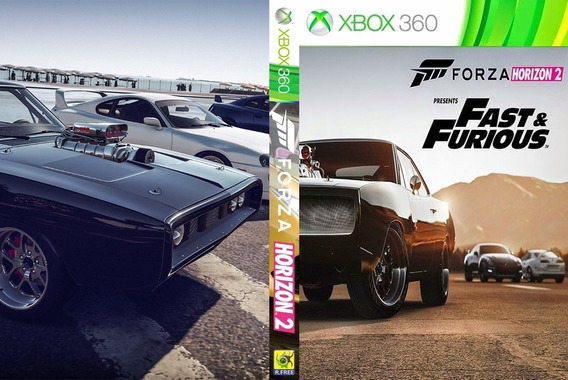 Forza Horizon 2 Fast And Furious Xbox 360 - Midia Digital