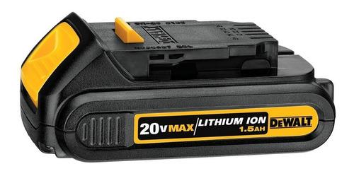 Bateria 20v Lítio 1.5 Amp Dewalt Dcb201 Furadeira Parafusade
