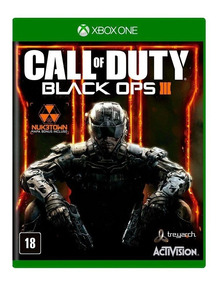 Call Of Duty Black Ops 3 Bo3 Nuk3town Xbox One Midia Fisica