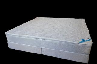 Colchon King Size Ortopedico Y Box