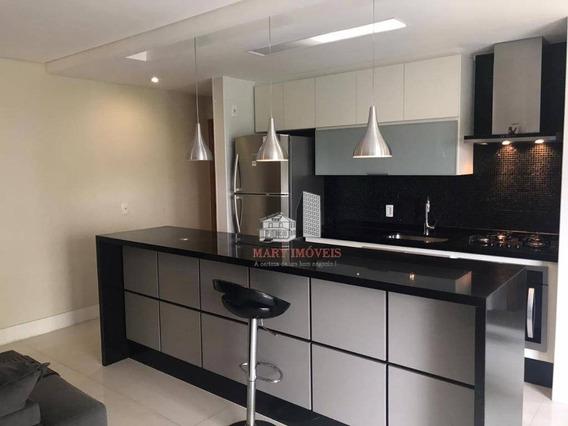 Apartamento Com 3 Dormitórios À Venda, 94 M² Por R$ 825.000,00 - Tamboré Villaggio 06 - Santana De Parnaíba/sp - Ap0272