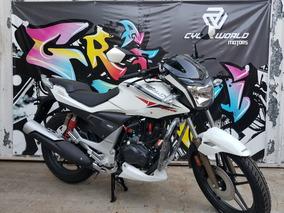 Moto Hero Hunk Sports 150 15.5 Hp 0km 2018 Negro Ya Ex Honda