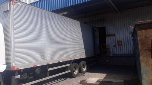 Baú 8,50 Para Truck Randon