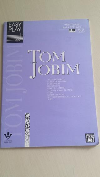 Easy Play - Tom Jobim - Partituras Para Teclado Fácil
