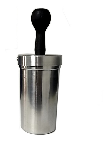 1 Culote Alumínio Estabilizador 12x7cm Caneca Polímero Long