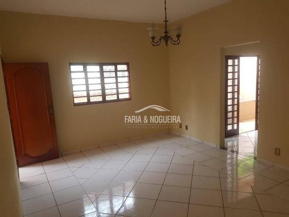 Casa Para Alugar, 97 M² Por R$ 1.200,00/mês - Centro - Rio Claro/sp - Ca0436
