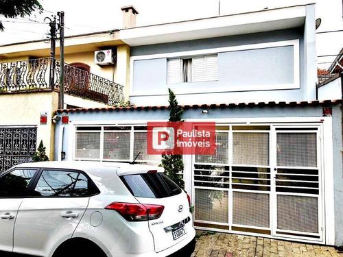 Casa À Venda, 200 M² Por R$ 1.200.000,00 - Planalto Paulista - São Paulo/sp - Ca2954