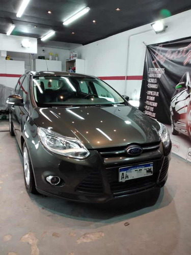 Ford Focus Iii 2.0 Se Plus At6 2014