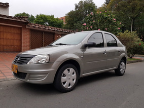 R Logan Familier 2015, 1.4l Impecable Aa Ve Todo 1a Unico D