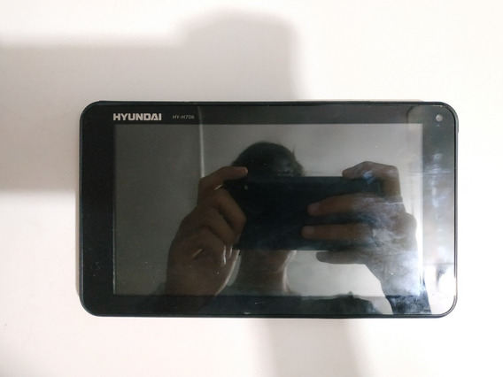 Tablet Completo Hyundai Hy-h706 C/defeito Loop #2063