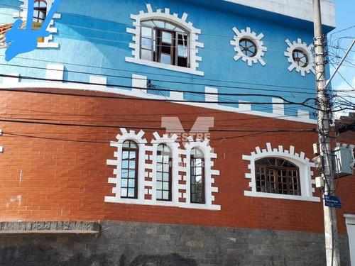 Imagem 1 de 4 de Sobrado À Venda, 490 M² Por R$ 550.000,02 - Cidade Soinco - Guarulhos/sp - So0596