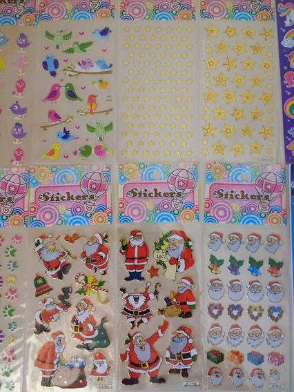 Stickers Infantiles Emoji Souvenir Cumpleaños X 20